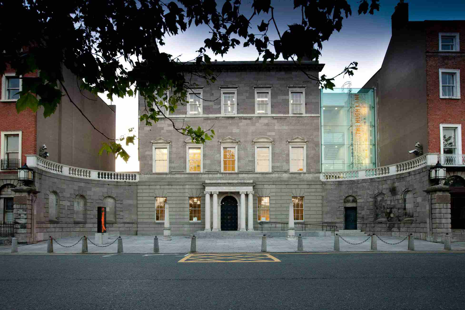 Hugh Lane Gallery in Dublin