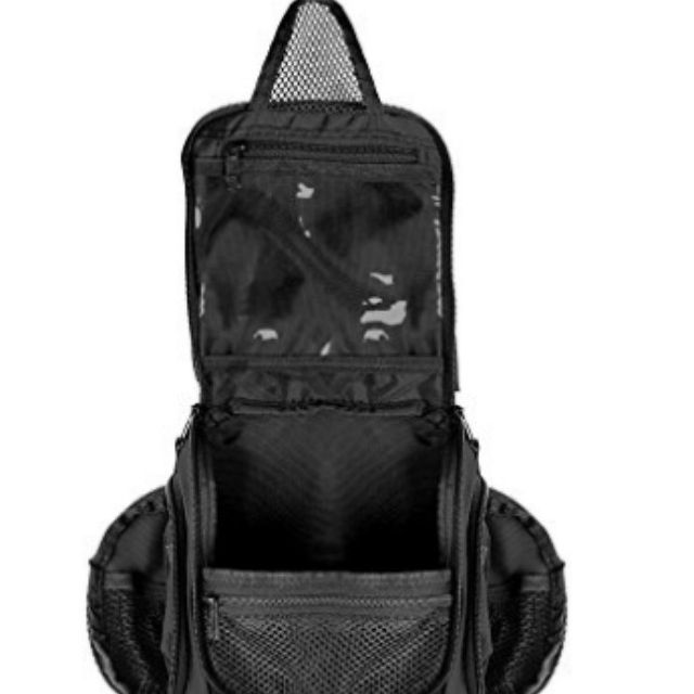 c5843a0e86 Best Rugged  Neat Pack Compact Hanging Toiletry Bag