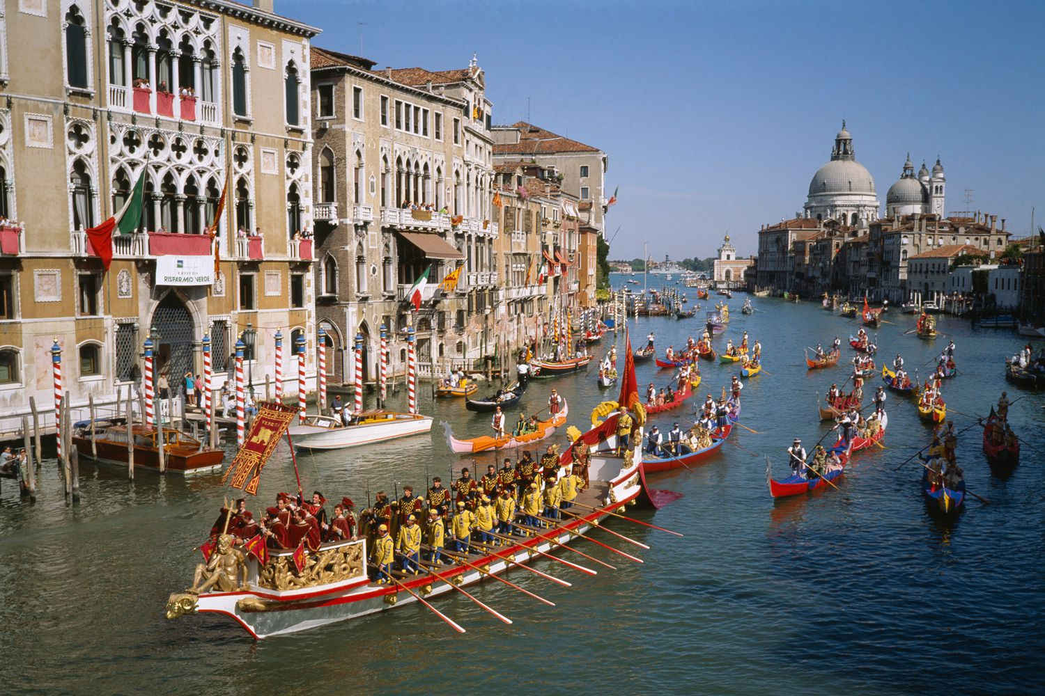 Calendar Of Festivals And Events For Venice Italy