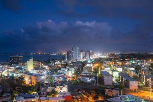 Candado Puerto Rico from above