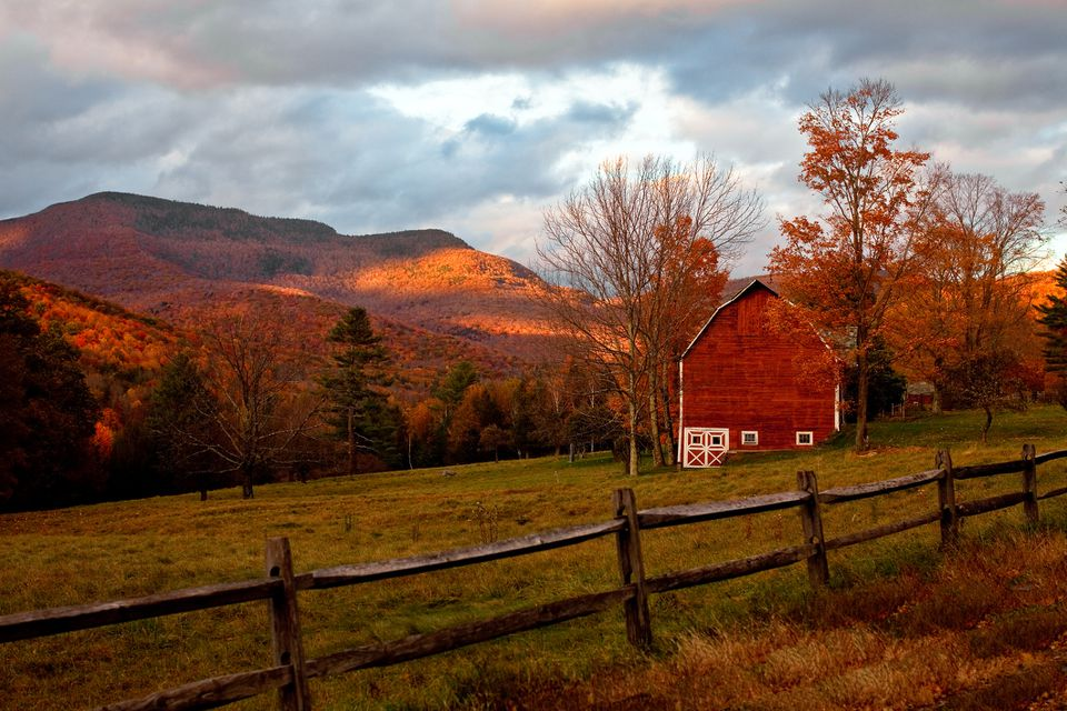 Autumn in the Catskills