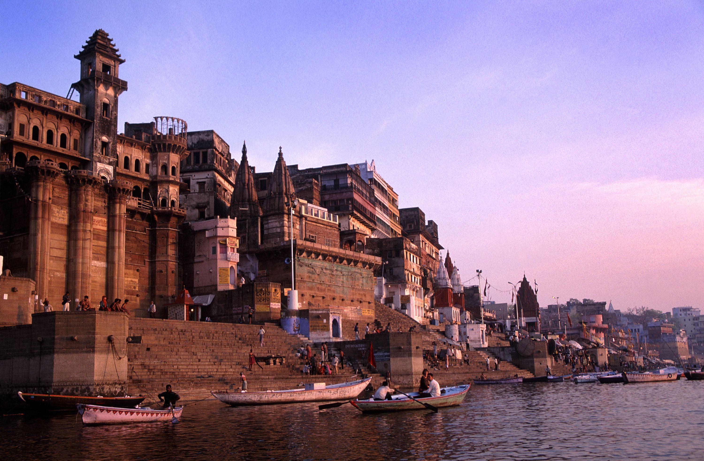 Varanasi is one of the Hindu faith's holiest places