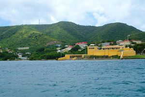 The Christiansted National Historic Site