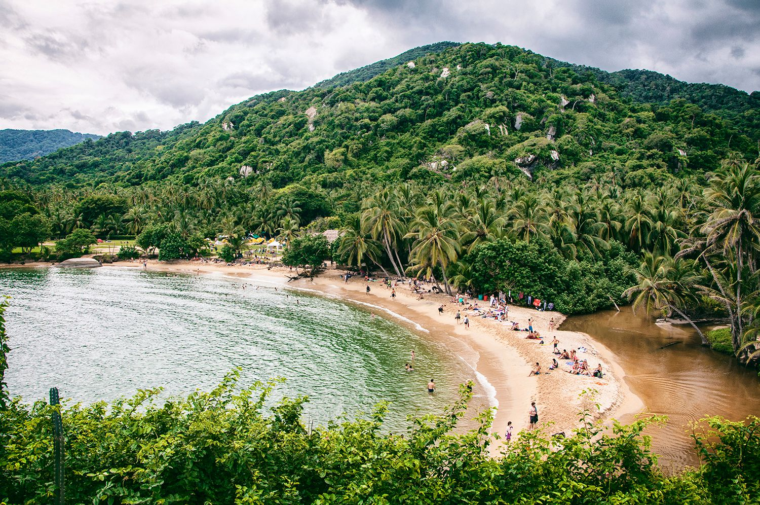 Colombia's Uncrowded Tropical Paradise