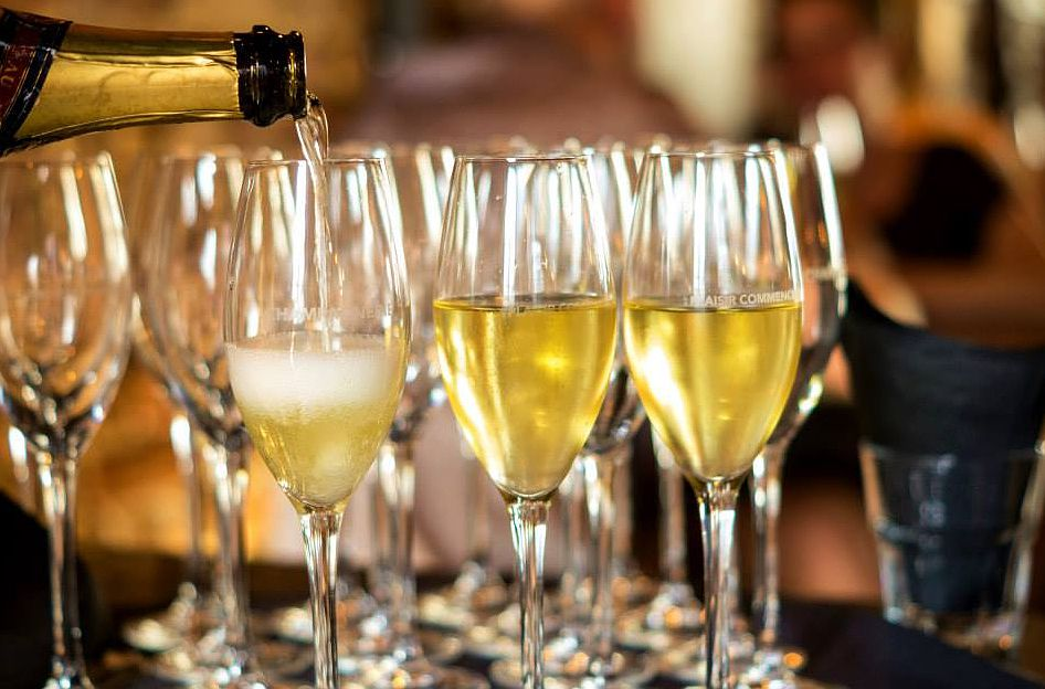 La Champagnerie is a Montreal bar specializing in champagne, cava, prosecco, crément, and all things bubbly.