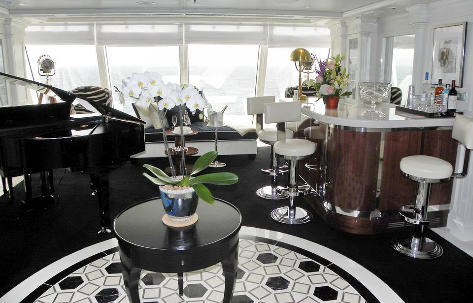 Oceania Cruises' Owner's Suite