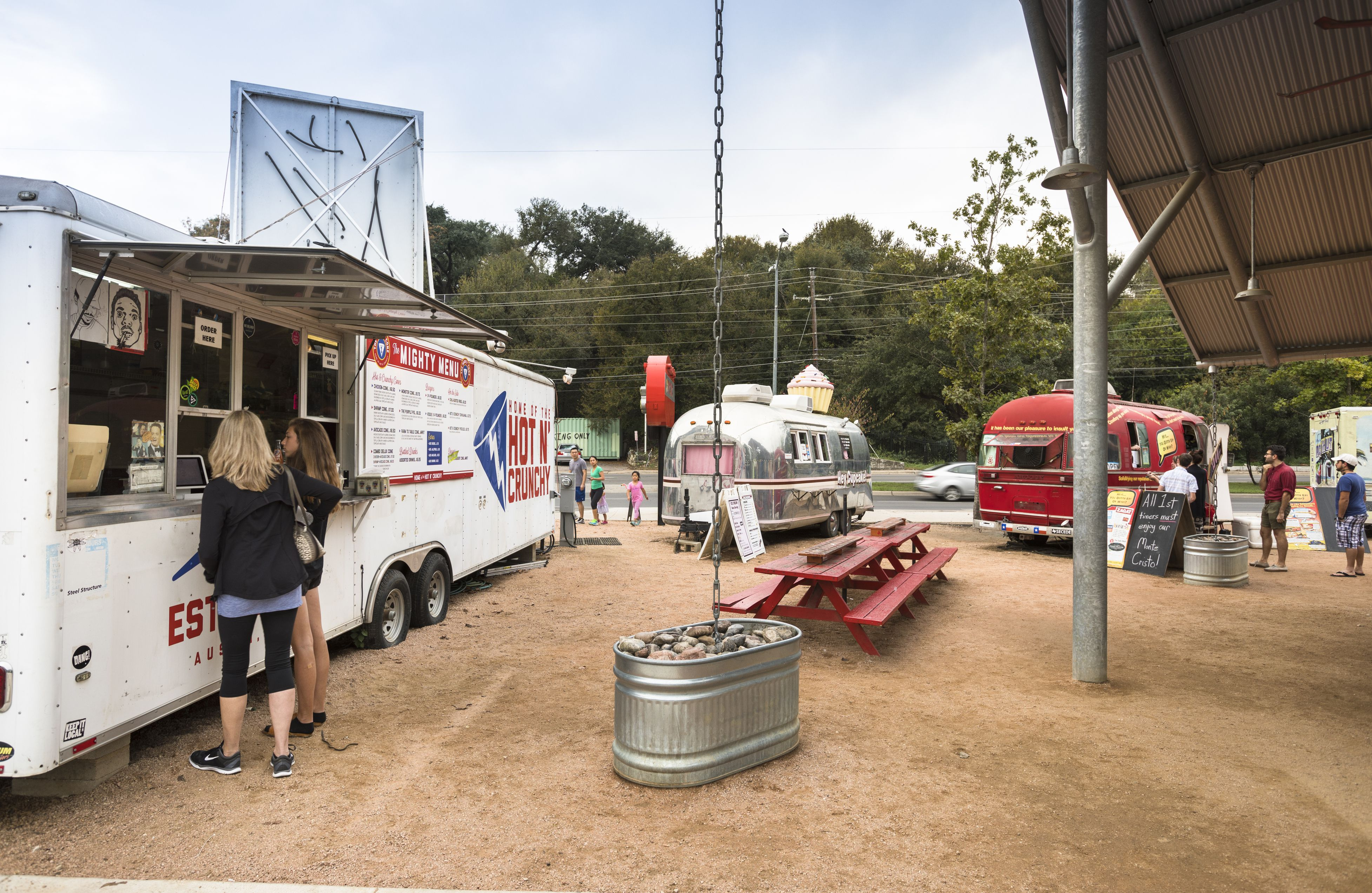 7 Food Truck Parks to Visit in Austin, Texas