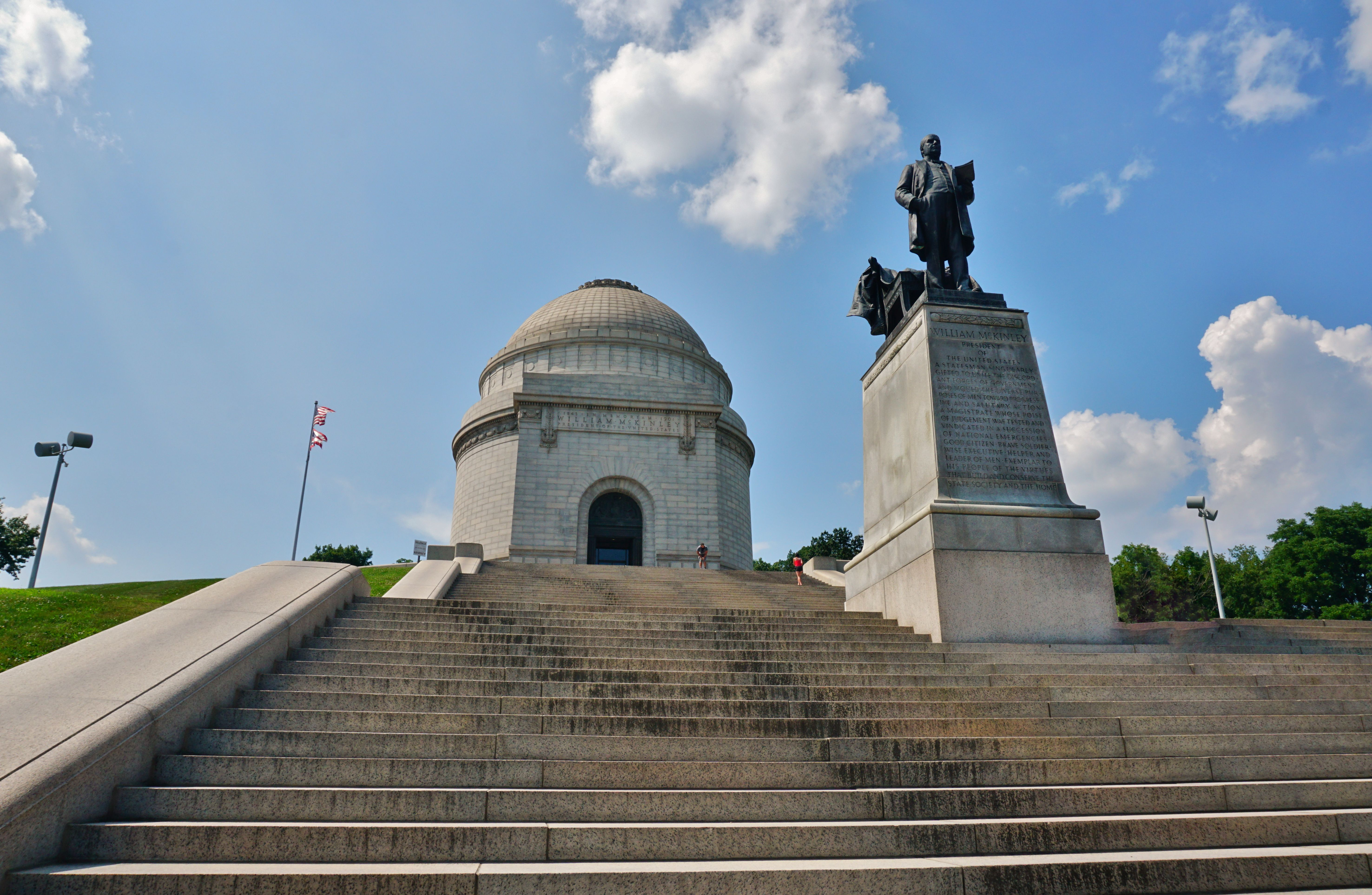 William McKinley Presidential Library and Museum, Canton, Ohio, USA