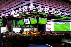 Sports Bar at Cosmopolitan of Las Vegas