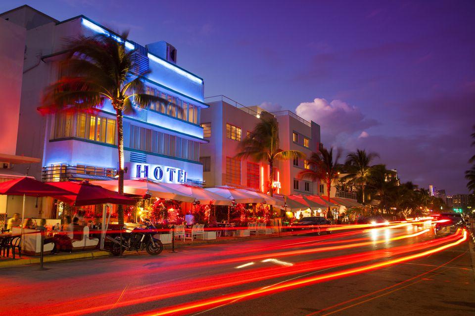 Miami de noche