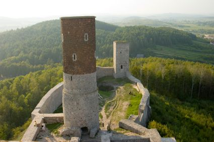 Checiny Castle, Poland
