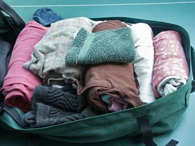 Packing Tip - Your Suitcase