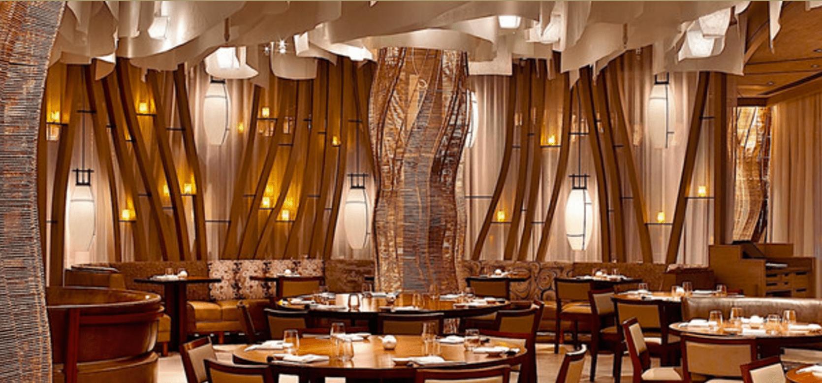 Nobu restaurant in Miami