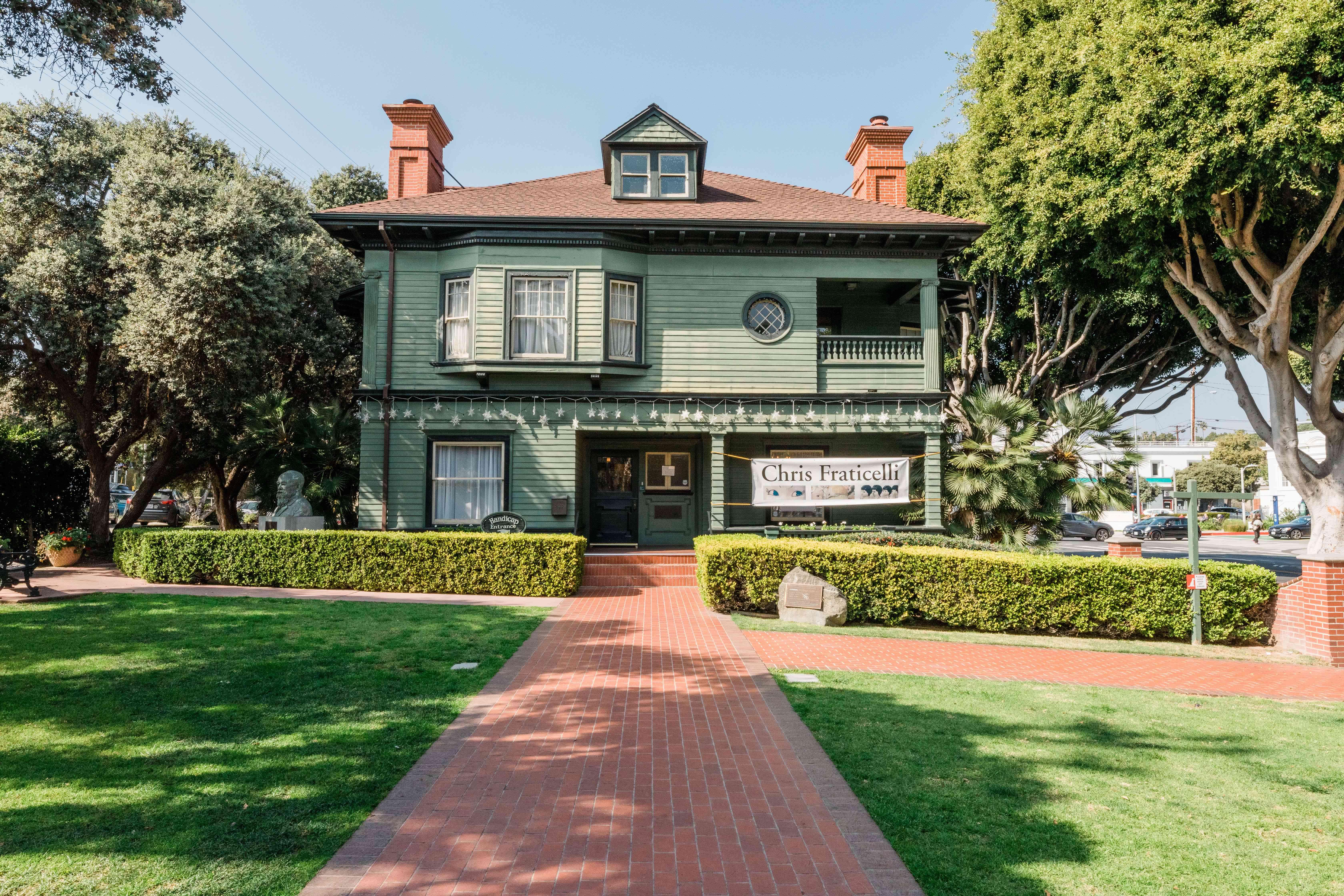 California Heritage Museum in Santa Monica
