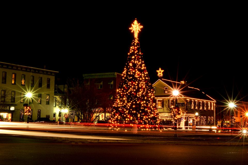 Gettysburg's Seasonal Events, Holiday Shopping and More - Things To Do For Christmas In Gettysburg