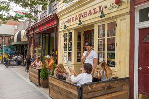Williamsburg cafes