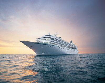 Crystal Symphony Cruise Ship