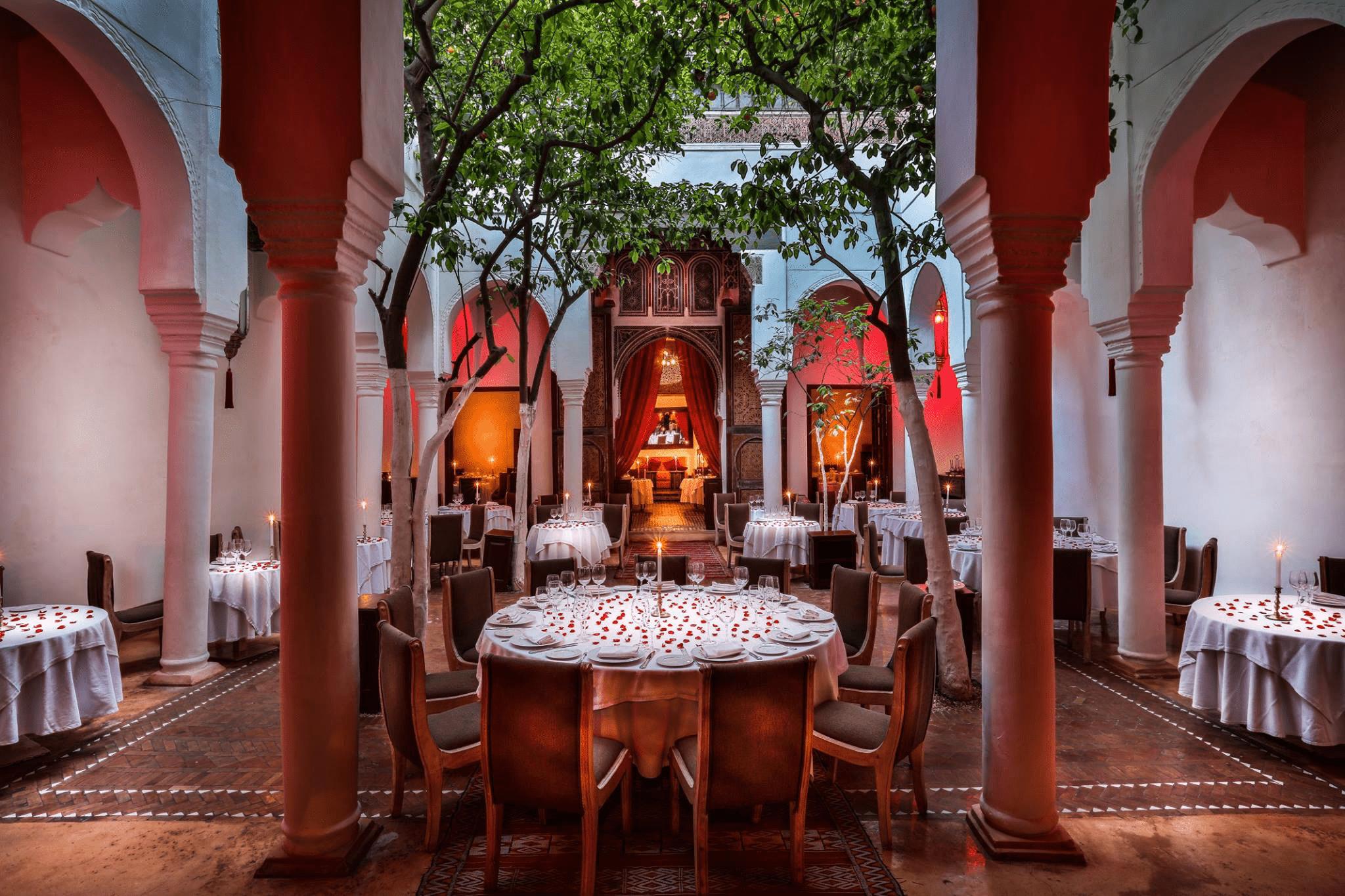 Dar Zellij restaurant