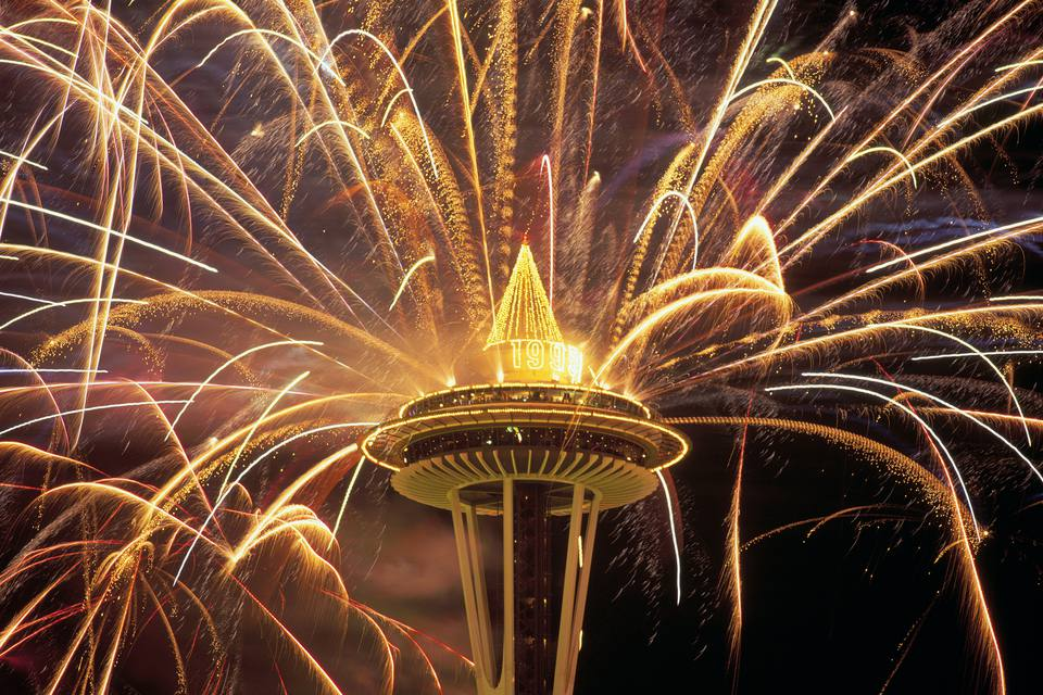 Seattle New Years Eve 2018