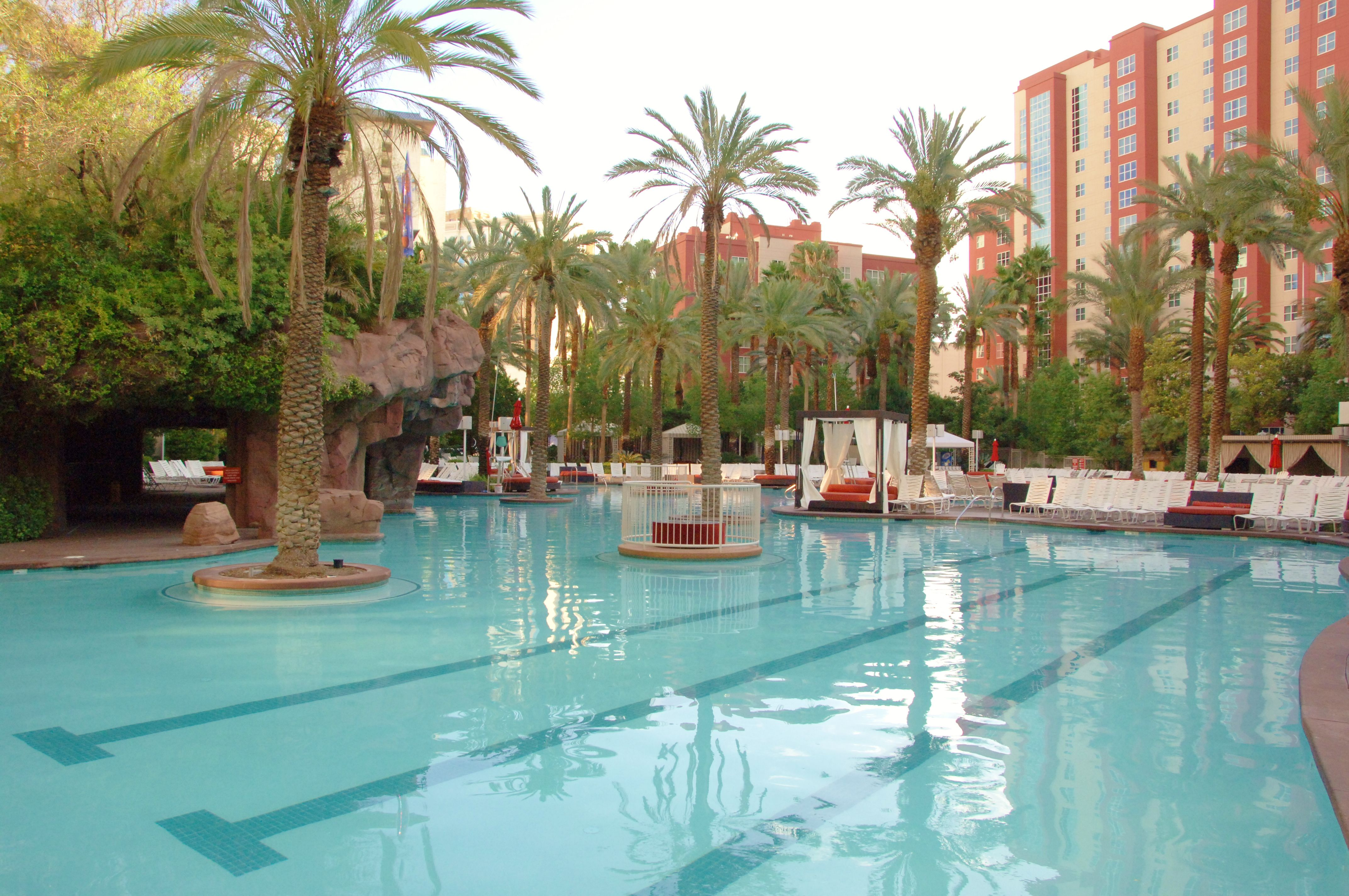The Go Pool en el Flamingo Las Vegas