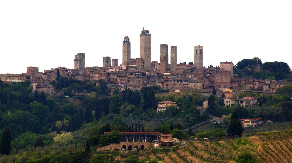 San Gimignano - Medieval Manhattan of Tuscany