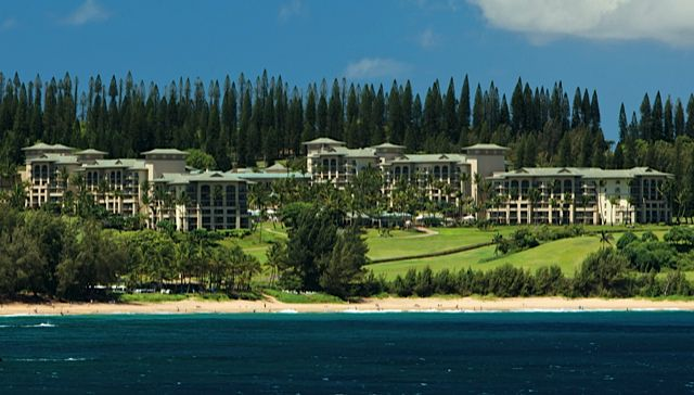 The Ritz-Carlton, Kapalua on Maui in Hawaii