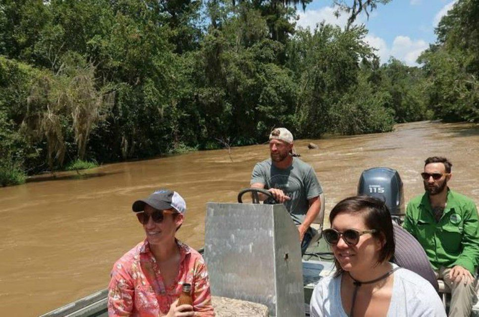 Eco Swamp Tour