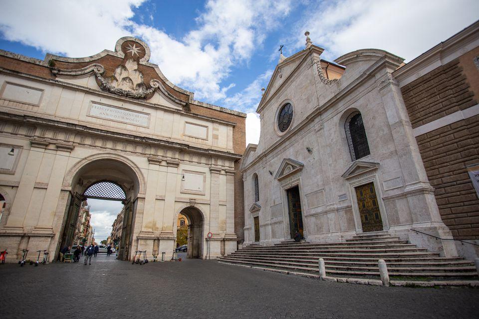Santa Maria del Popolo in Rome