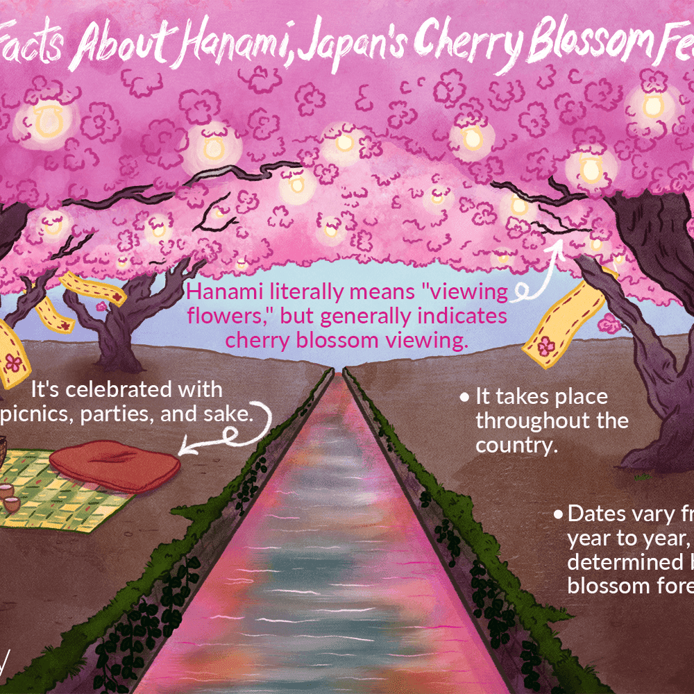 Everything to Know About Japan's Cherry Blossom Festivals