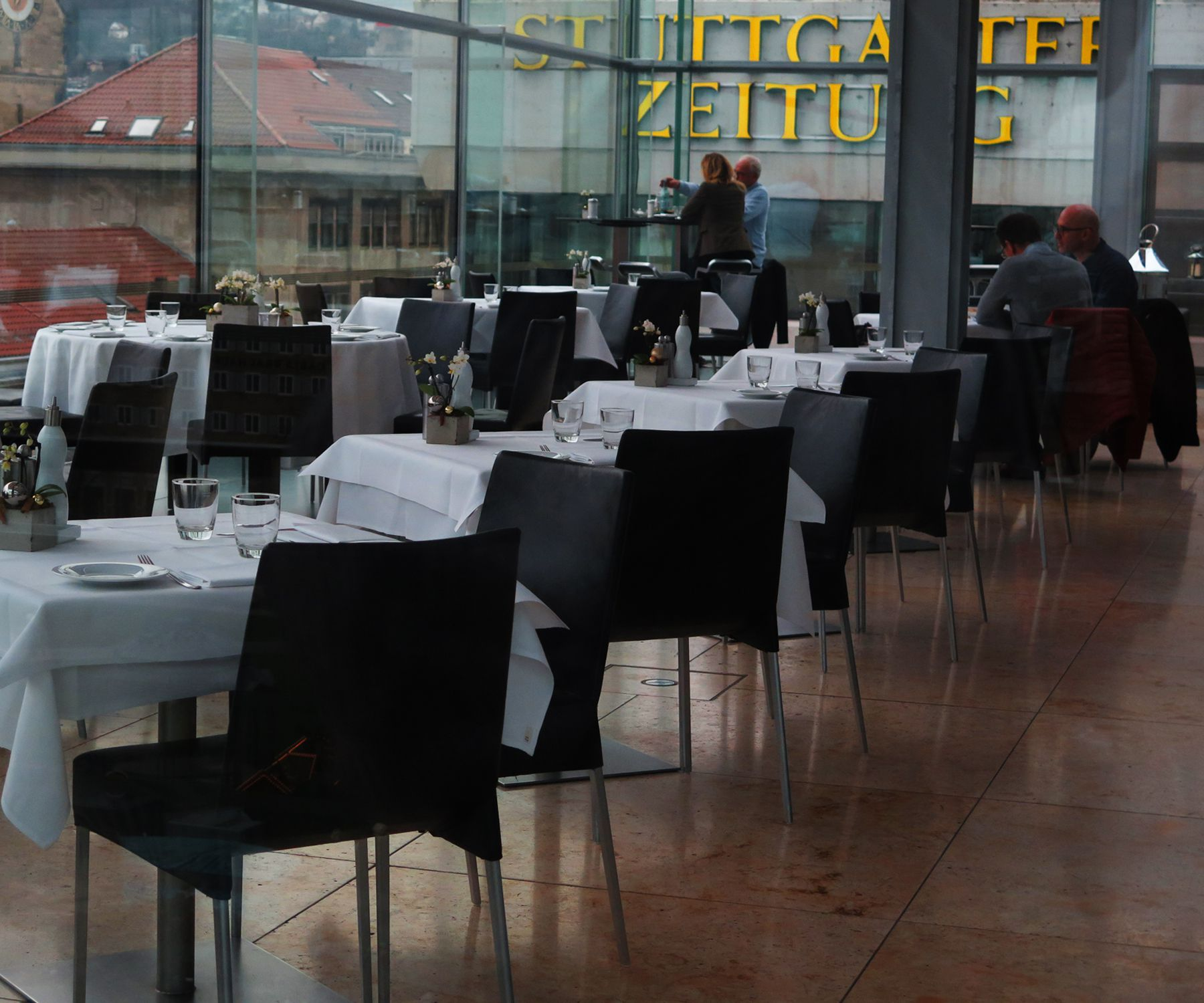 Best places for a business lunch in Stuttgart