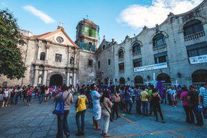 San Agustin Church - Intramuros