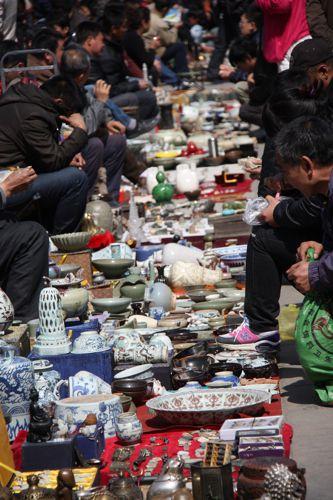 Panjiayuan Flea Market and Other Beijing Markets