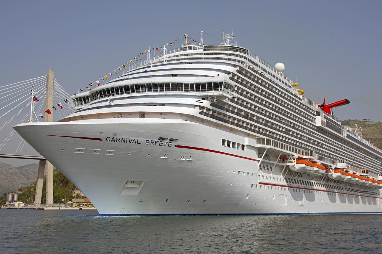 Carnival Breeze Cruise Ship Tour Review And Photos