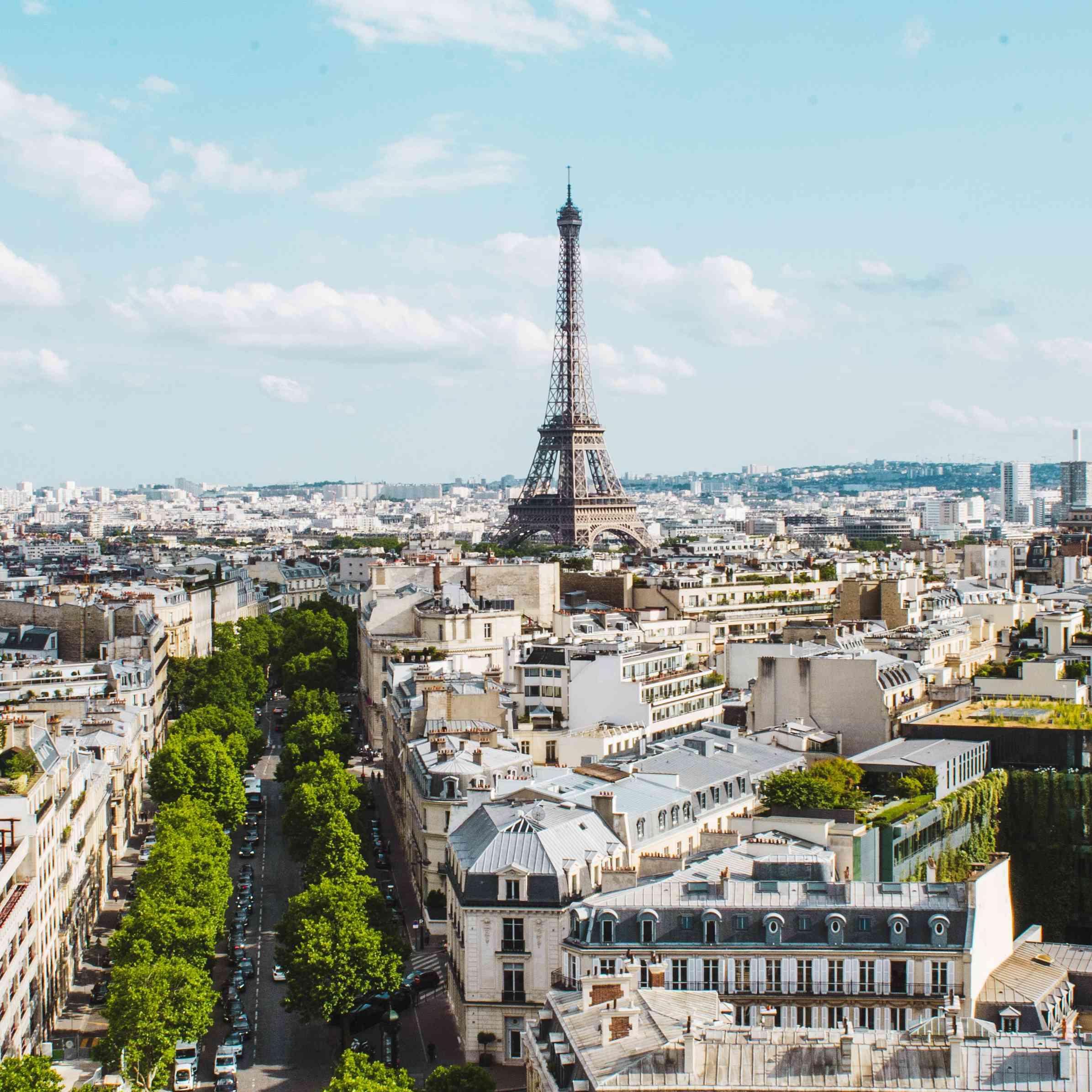 most visited sites in paris