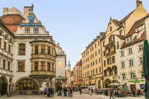 Munich city center