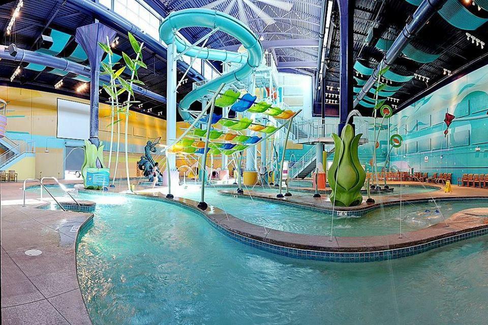 Hotel Cascada Abq Surf N Slide Indoor Waterpark