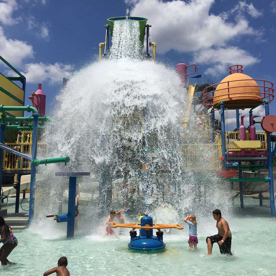 Alabama Splash Adventure water park
