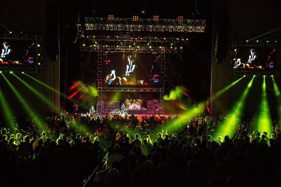 Alice Cooper performs at Comerica Theatre