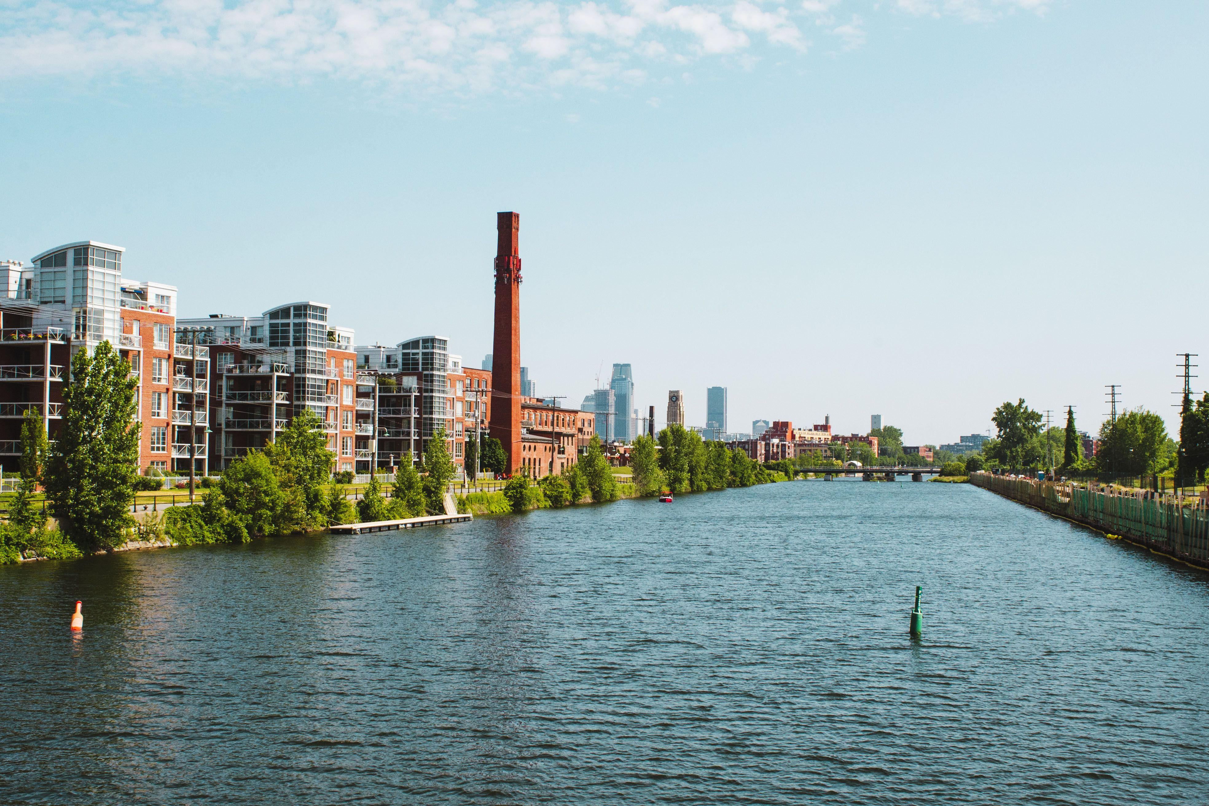 Lachine Canal Attractions and Activities in Montreal