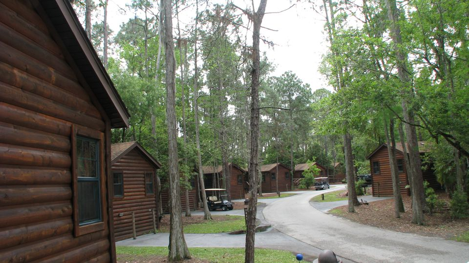 Fort Wilderness at Disney World