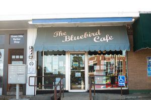 The Bluebird Cafe in Nashville, TN
