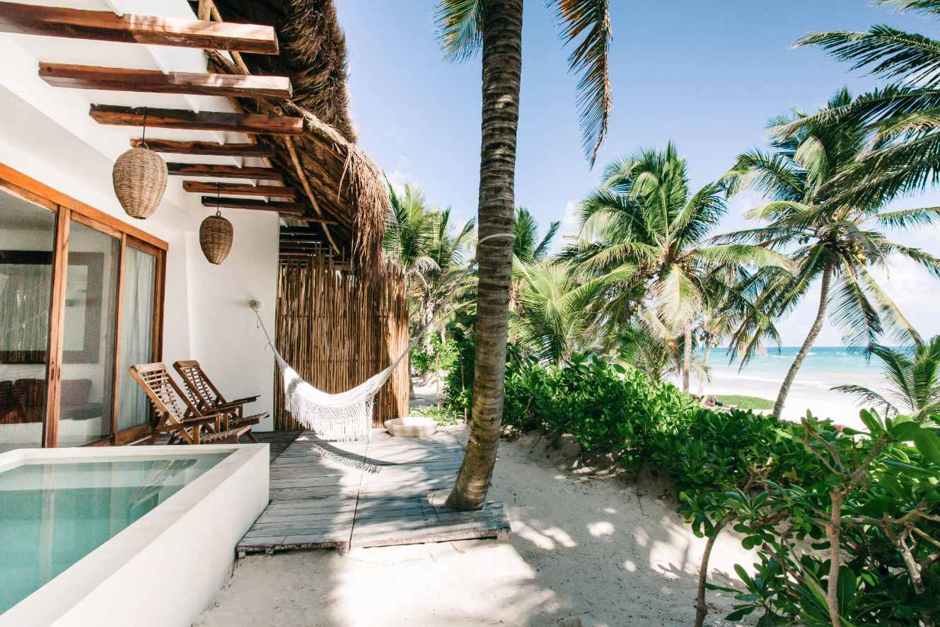 Best Beachfront Hotels In Tulum Mexico For 2019