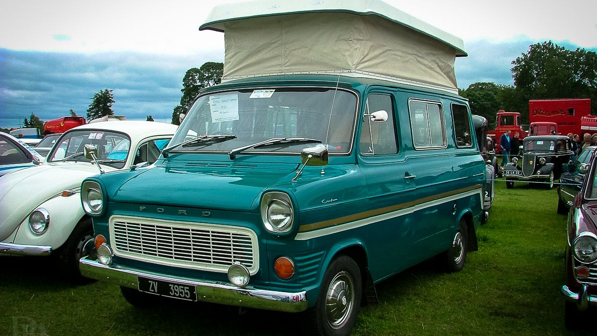 In Introduction To Ireland In A Camper Van