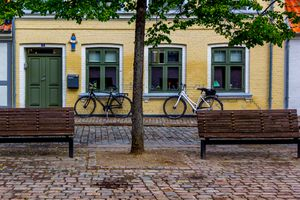 A street in Denmark