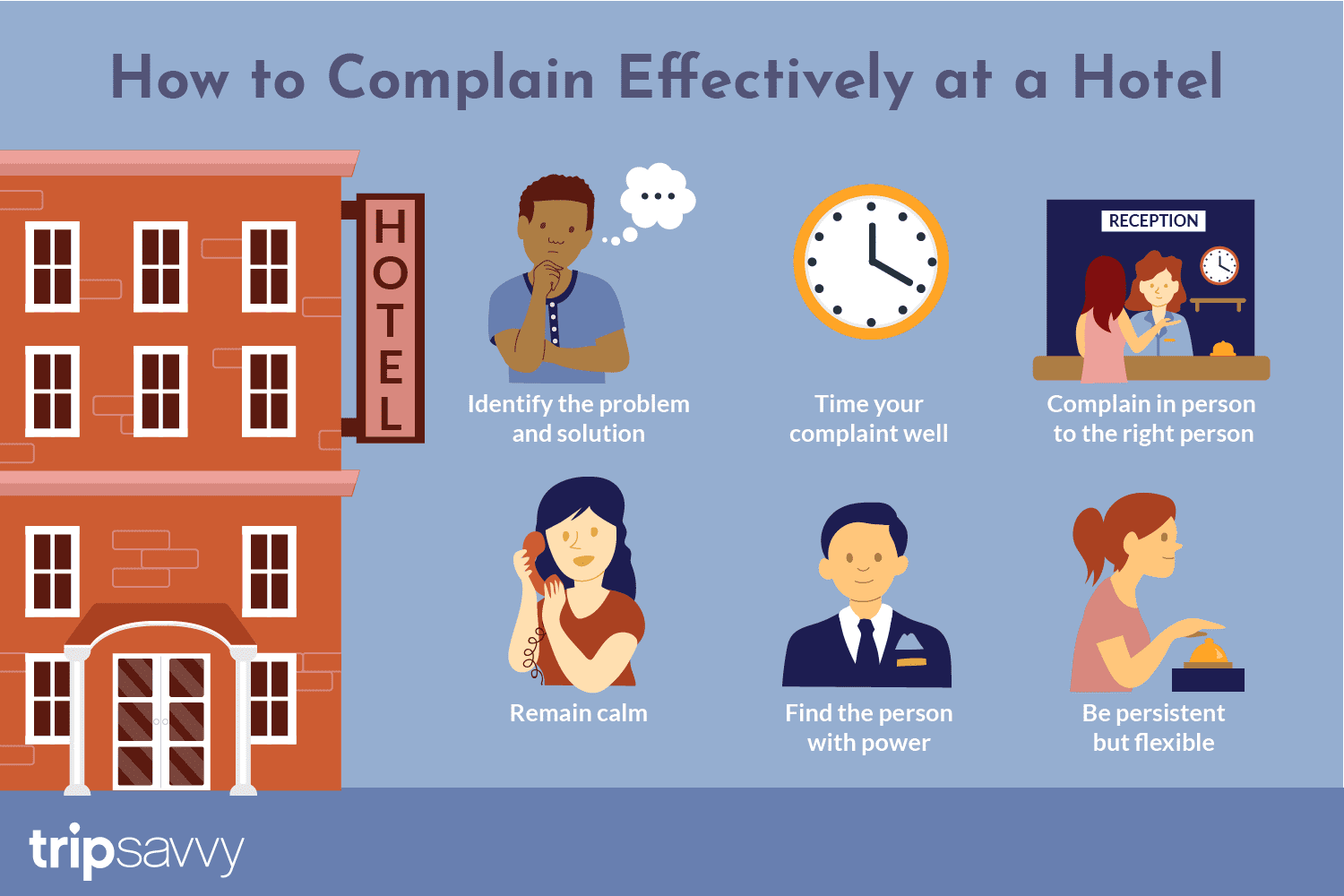 How to Complain Effectively at a Hotel
