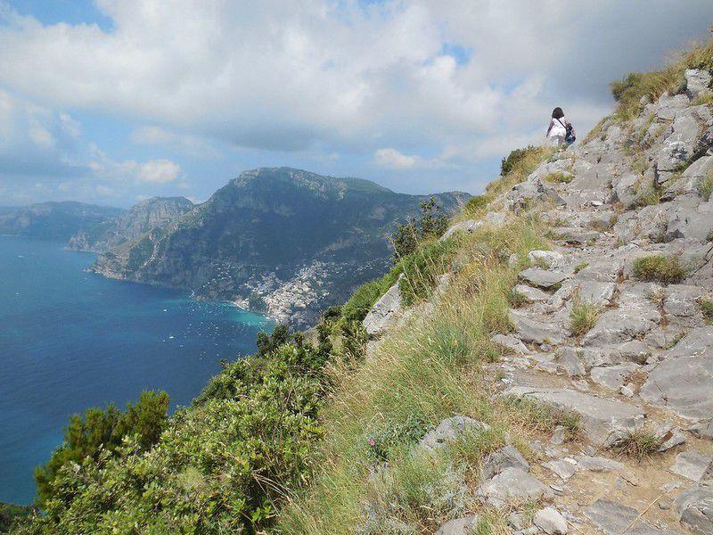 The Most Beautiful Hikes on the Amalfi Coast