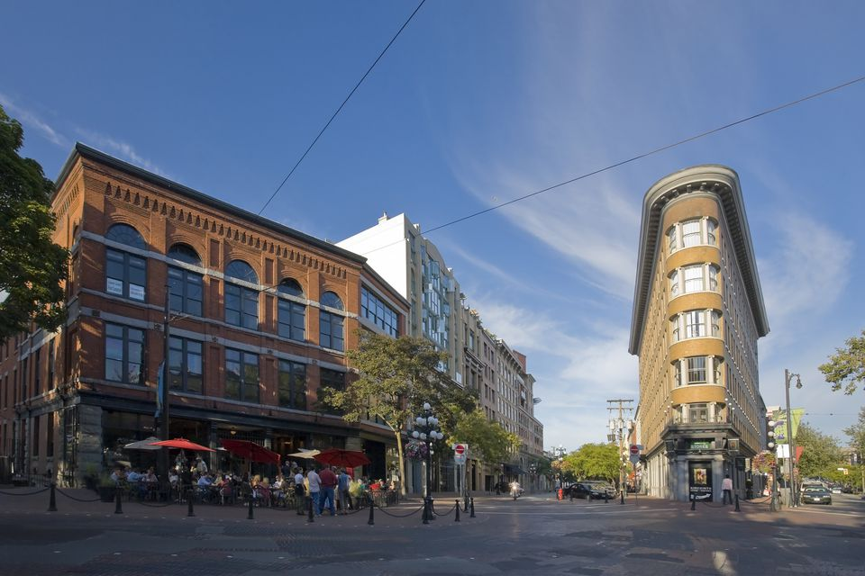 Gastown Historic District, Vancouver, British Columbia, Canada
