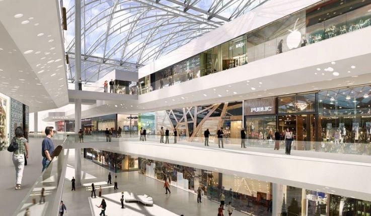 Confluence Shopping Center