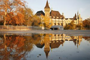 Budapest Park and Castle