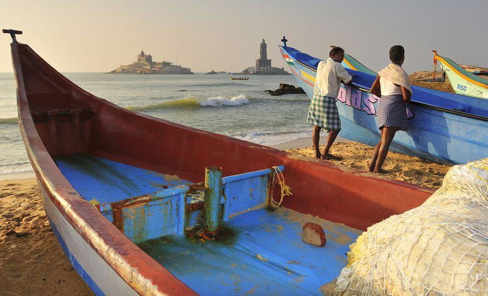 Kanyakumari, Tamil Nadu.